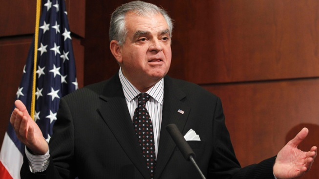 Transportation Secretary Ray LaHood Resigns