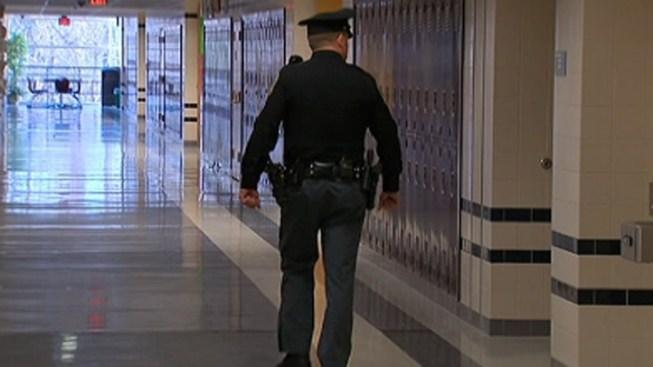 Few Schools Hire Armed Guards after Newtown Massacre