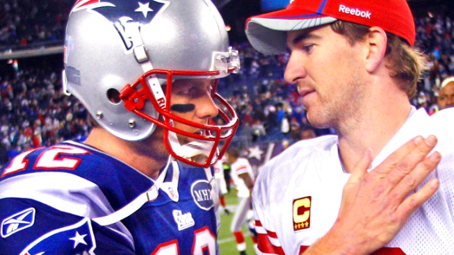 First Look at Super Bowl XLVI