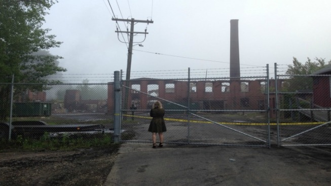 Bell Factory Owner Vows to Rebuild