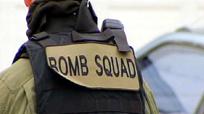 Bomb Squad Called to Farmington Home After Mortar Found in Yard