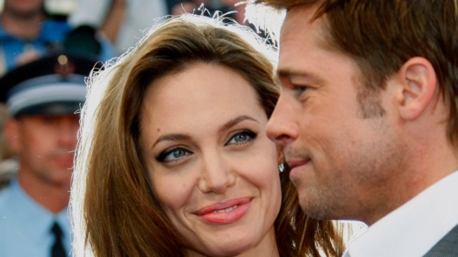 "Brad Pitt, Angelina Jolie Wedding ""Soon"""