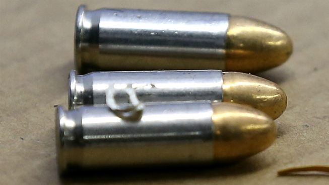 Stray Bullets Nearly Hit Innocent Mother, Child