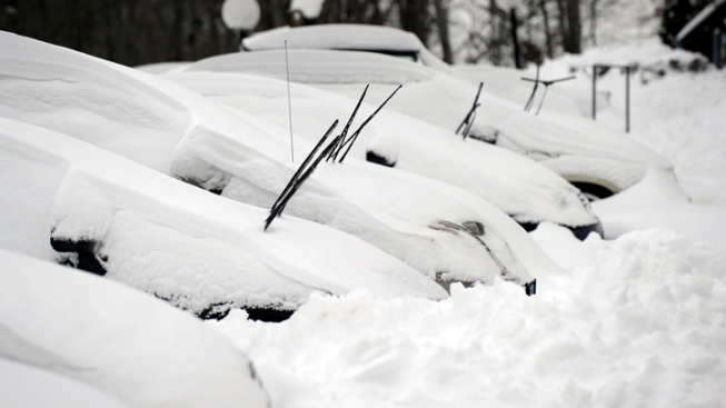 New Haven Tows Cars for Blizzard Clean Up