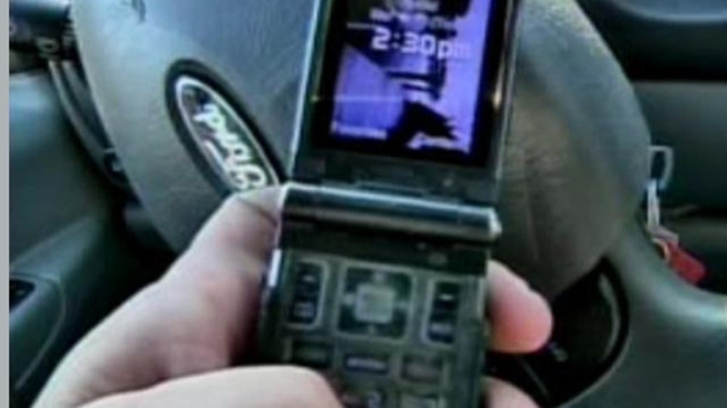 Cops Crack Down on Distracted Drivers