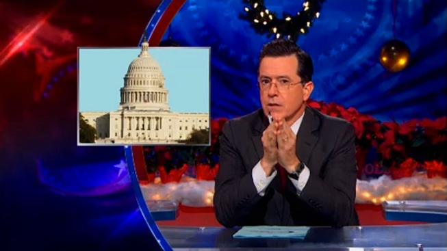 Stephen Colbert to Speak at Yale Tonight