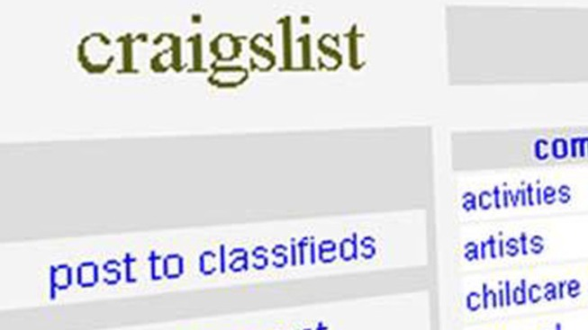 Man Seeking Craigslist Tryst Robbed of Money, Sandwich