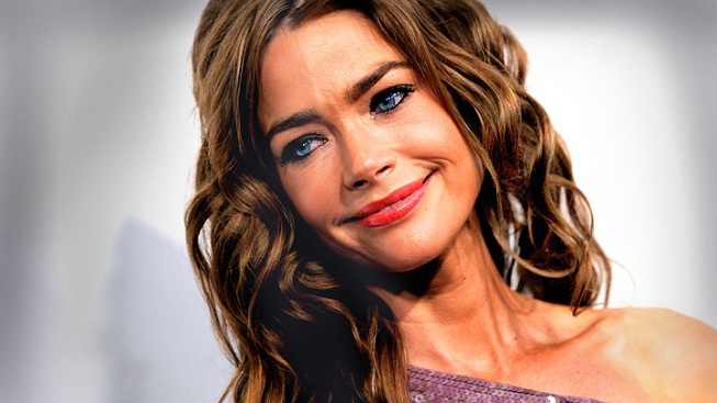 Denise Richards: I Didn't Go On A Blind Date With Simon Cowell