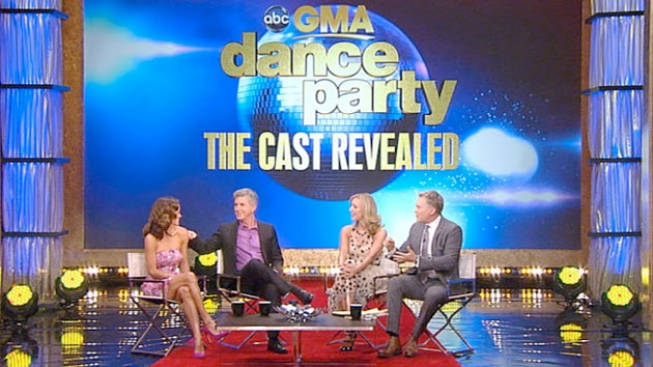 """New """"Dancing with the Stars"""" Cast Revealed: D.L. Hughley, Wynonna Judd, Aly Raisman, Dorothy Hamill & More"""