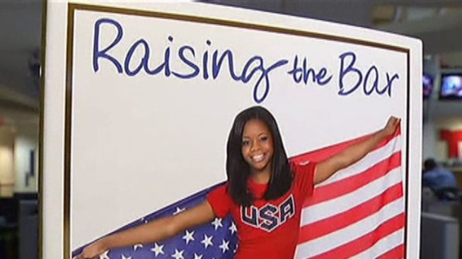Gabby Douglas Comes to Hartford Tomorrow
