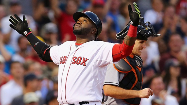 See Big Papi's Last Game Through CBA Auction