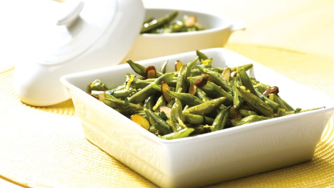 Crispy Native Green Beans