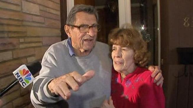 "Paterno Was a ""Moral, Disciplined"" Man: Widow"