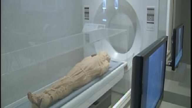 Dead London Cab Driver is Mummified for TV Show