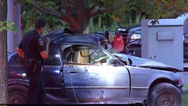 Car Crash West Hartford Ct