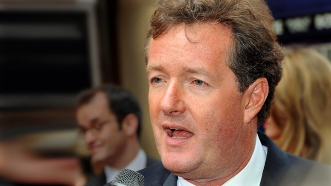 Piers Morgan Accused of Hacking Again: Beckham Nanny, Soccer Stars Sue Tabloid Publisher