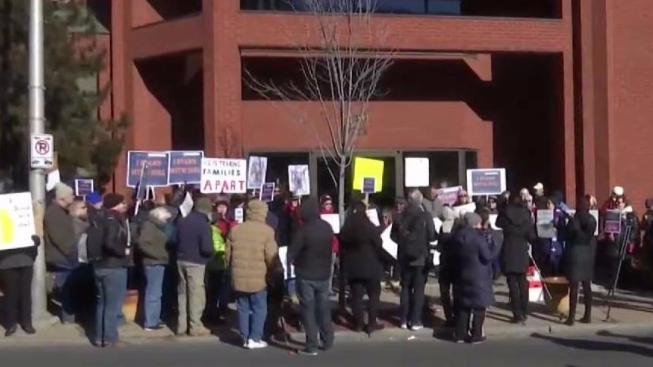 rally held for new fairfield father fighting deportation to