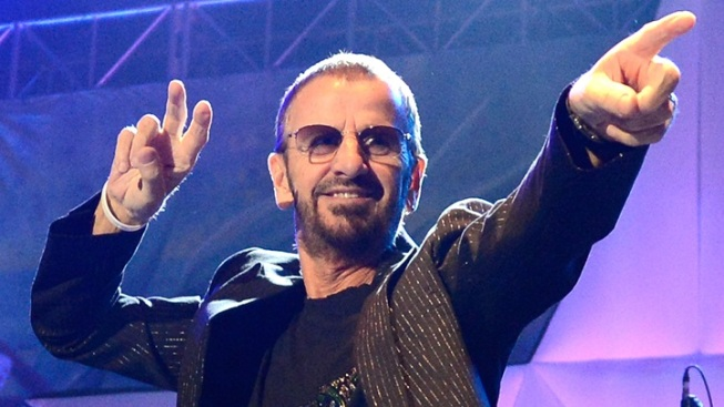 Ringo Starr Honored Ahead of Grammys