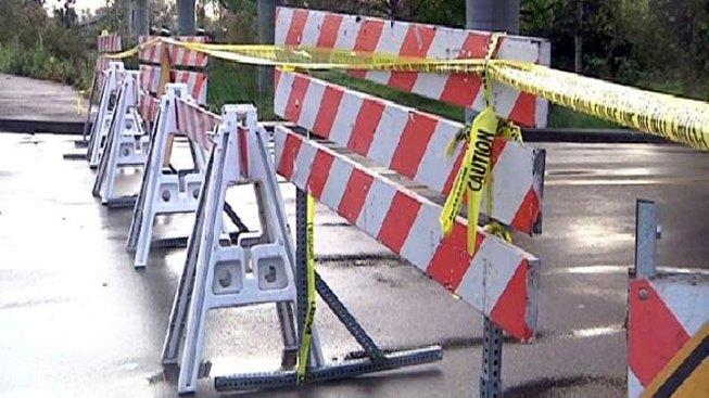 Merritt Parkway Reopens After Tractor-Trailer Hits Overpass