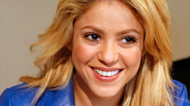 Shakira Welcomes Baby Boy