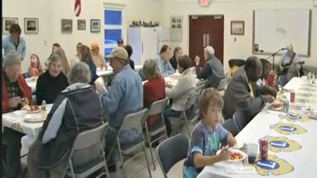 Communities Gather in Aftermath of Hurricane Sandy