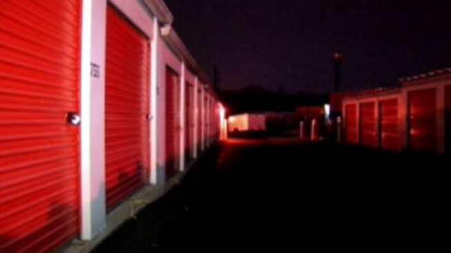 Thieves Steal From Dozens of Storage Units