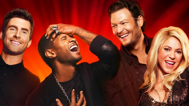 """""""The Voice"""" Reveals the Top 12"""