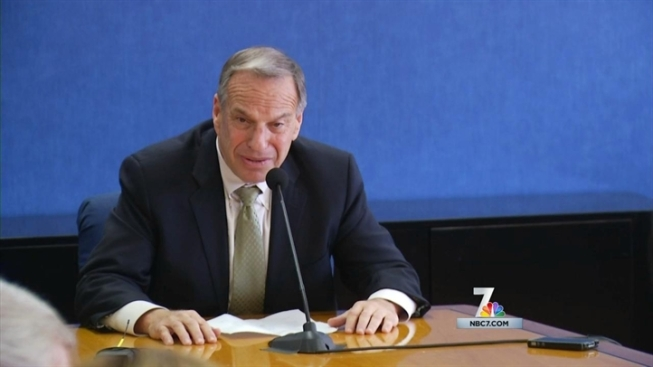 Filner Latest In String of Embattled San Diego Mayors