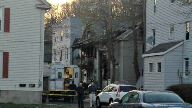 Winsted Home Consumed By Flames