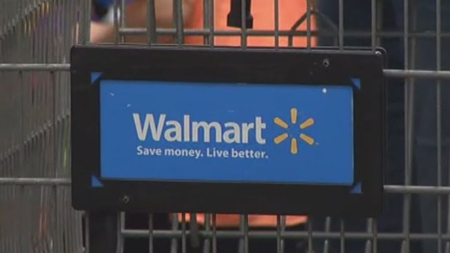Walmart Workers Protest on Black Friday