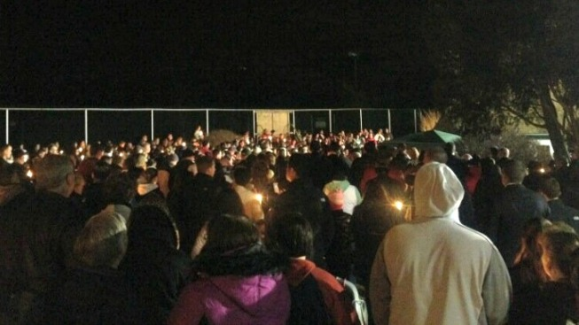 Hundreds Gather at Vigil for Slain North Stonington Boys