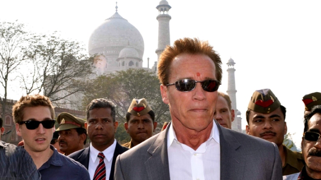 Arnold Schwarzenegger Wants a Career in Bollywood