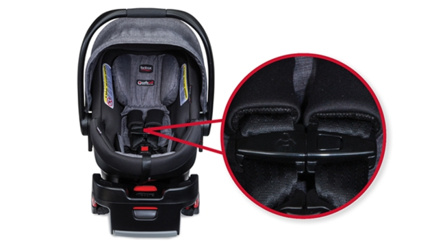 Britax Recalls Infant Seat Chest Clip Over Choking Hazard
