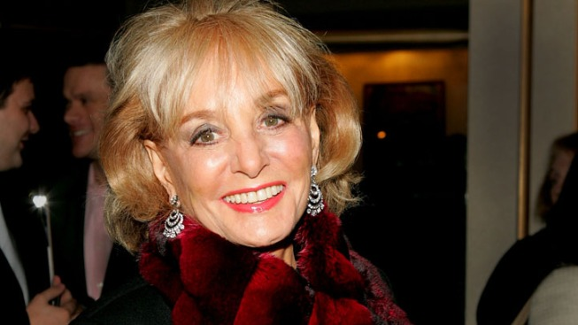 "Barbara Walters Confirms Retirement on ""The View"""