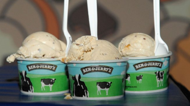 Free Cone Day Tuesday at Ben & Jerry's