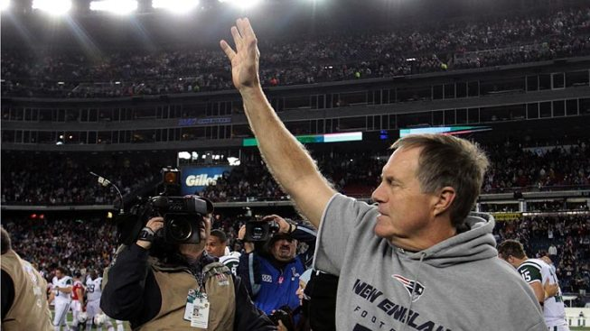 NFL Players Vote Belichick 2nd-Most Overrated Coach