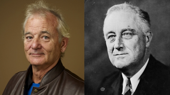 Bill Murray to Play FDR