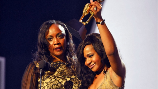 Whitney Houston's Sister Talks Bobbi Kristina Engagement