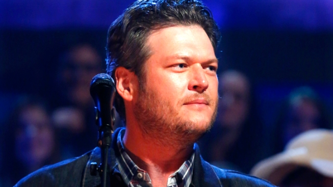 Blake Shelton's Oklahoma Tornado Benefit Set for Wednesday