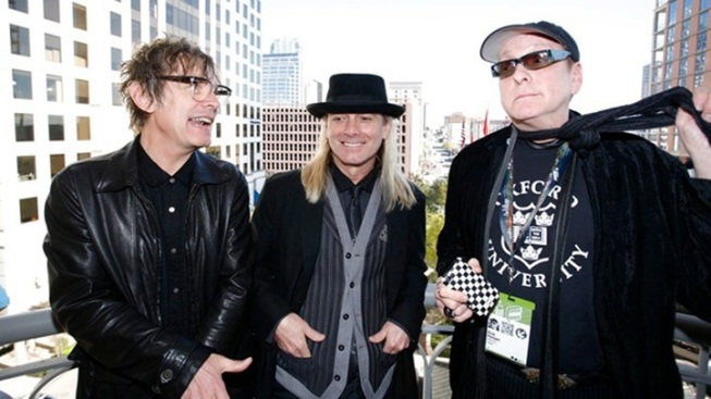 Big E Brings in Cheap Trick