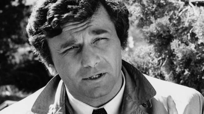 Just One More Thing About Peter Falk