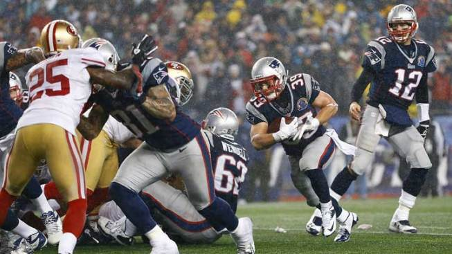 Pats Fall to 49ers, 41-34