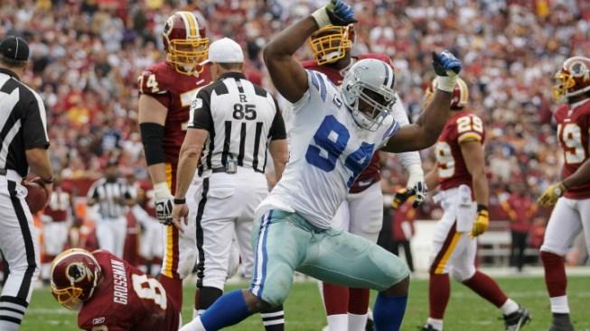 DeMarcus Ware Fires Up Cowboys-Giants Week