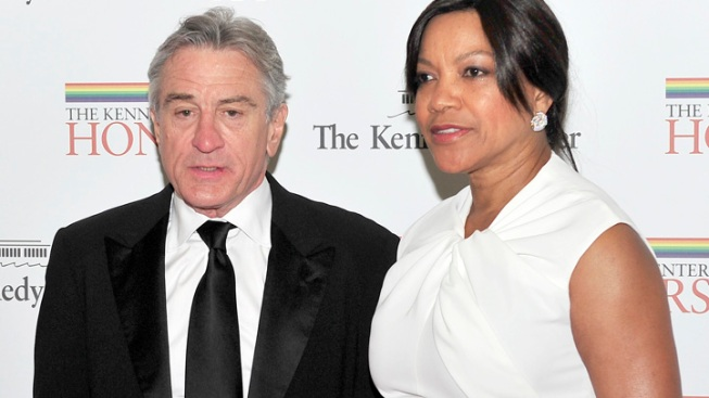 Robert De Niro, Wife Welcome Baby Girl