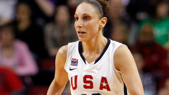 Diana Taurasi Reflects on Long Road to London