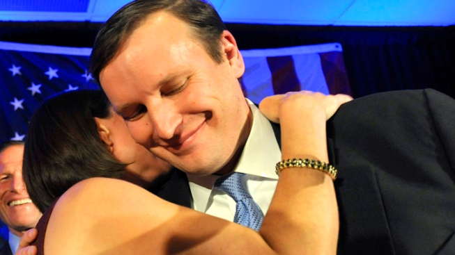 Murphy Becomes Youngest U.S. Senator