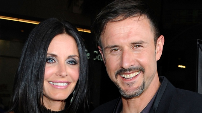 Courteney Cox Files for Divorce
