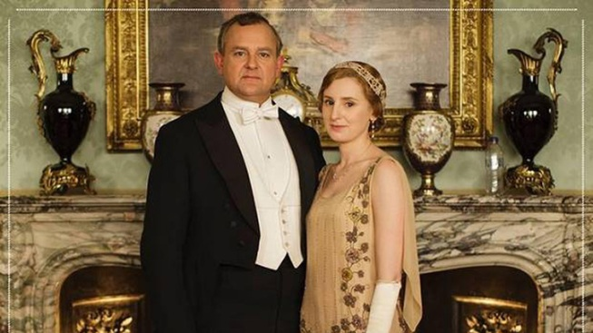 """Photo Oops: """"Downton Abbey's"""" Continuity Mistake"""