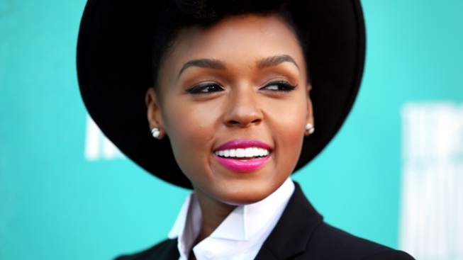 Singer Janelle Monae Named Newest CoverGirl