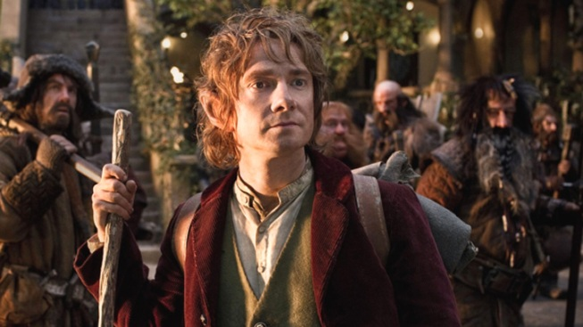 "New ""Hobbit"" Theatrical Trailer Unleashed:  Bilbo Baggins Hits the Road"